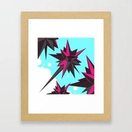 stellation Framed Art Print