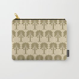 Curry Spice Moods Palm Carry-All Pouch