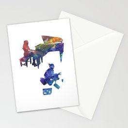 Harmony Through Color Stationery Cards