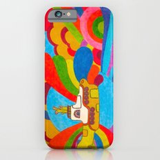 yellow submarine Slim Case iPhone 6