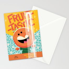 Okey Dokey Orange Stationery Cards