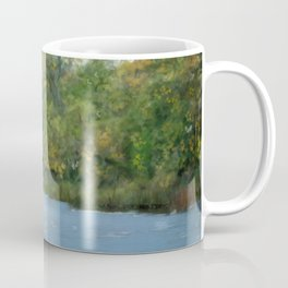 Secluded in Cape Cod Coffee Mug