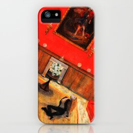 Castelle Abaco iPhone Case