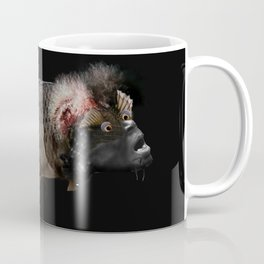 The Swamp Fish Witch Coffee Mug