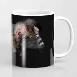 The Swamp Fish Witch Coffee Mug