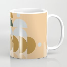Geometric Spring Coffee Mug