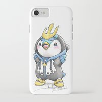 projectrocket iPhone & iPod Cases featuring Bow down to thy Emperor!   by Randy C