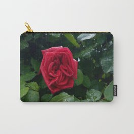 Red is the Rose Carry-All Pouch