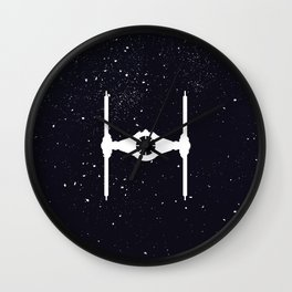 Phonetic Fighter Wall Clock
