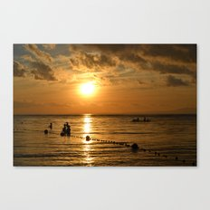 Fisherman's Paradise Canvas Print