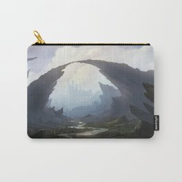 Rocky pass Carry-All Pouch