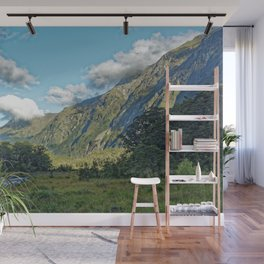 Monkey Creek, New Zealand Landscape Wall Mural