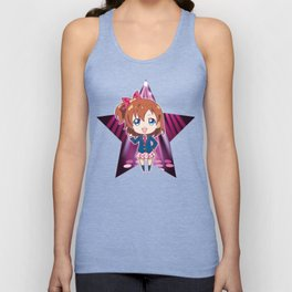 Love Live! - Honoka Kosaka (chibi edit) Unisex Tank Top