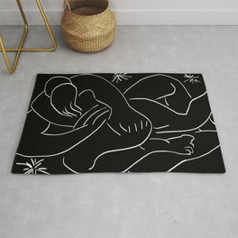 Matisse Loving Couple #1 Rug