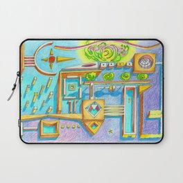 ...we both know we can´t go without it... Laptop Sleeve