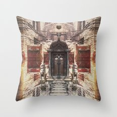 Udnamhtak Throw Pillow