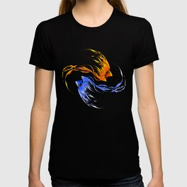 Phoenix Ice And Fire T-shirt