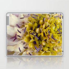 Flower Purple Yellow Laptop & iPad Skin