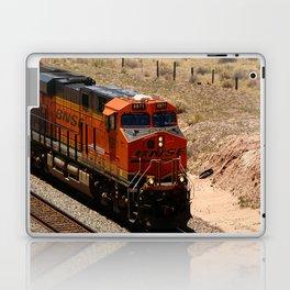 BNSF Engine Laptop & iPad Skin