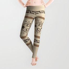 Dude Sweater Leggings
