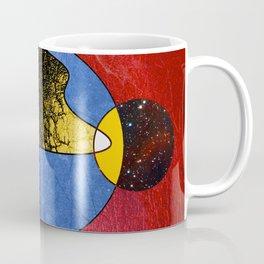 Abstract #117 Coffee Mug