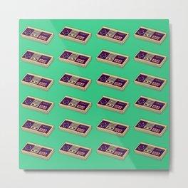 Classic Video Game Controller  |  NES Metal Print