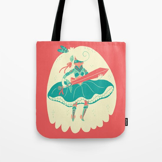 Magical Ass Kicker Tote Bag