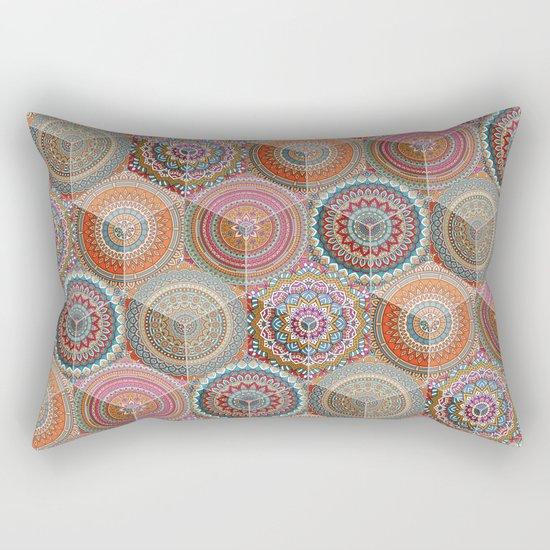 Hexatribal - Full Rectangular Pillow
