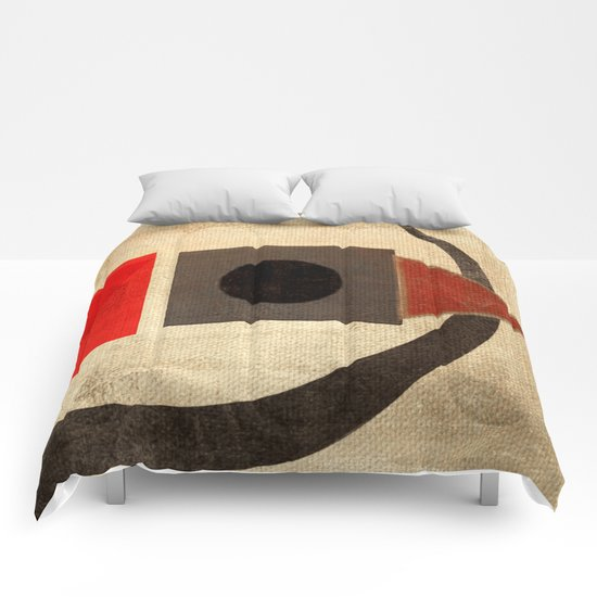 Sushi Bird Comforters