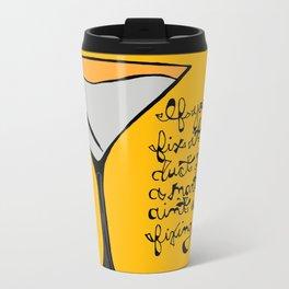 Duct Tape or A Martini Travel Mug