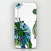 boys iPhone & iPod Skins featuring boys by Colette Buscemi