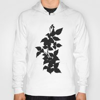 poison ivy Hoodies featuring Poison Ivy by V1scera