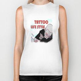 tattoo lifestyle Biker Tank