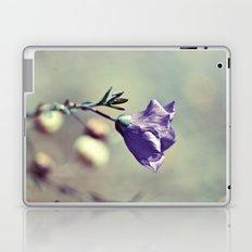 Purple Flower III Laptop & iPad Skin