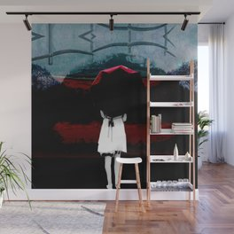 Heaven Is Perfect For Hell Wall Mural