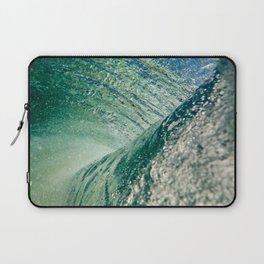 Under Ocean Wave Laptop Sleeve