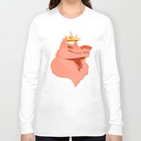 queen Long Sleeve T-shirts featuring Queen by Natte
