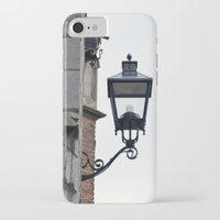 lantern iPhone & iPod Cases featuring Lantern by Marieken