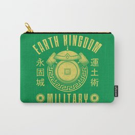 Earth is Strong Carry-All Pouch