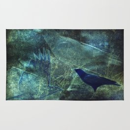 Spirit Bird Freedom Rug