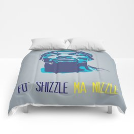 Snoop Dogg Poster Art Comforters