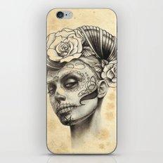 Calavera - one iPhone Skin