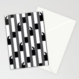 AMAZING KITTY Stationery Cards