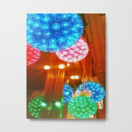 All of the Lights. Metal Print
