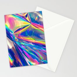 Holographic Stationery Cards