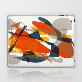 Abstract Bird Laptop & iPad Skin