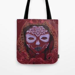 young death Tote Bag