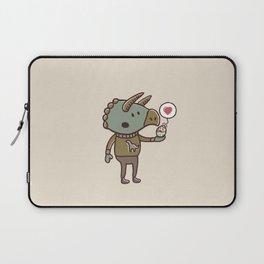 Prehistoric Love Laptop Sleeve