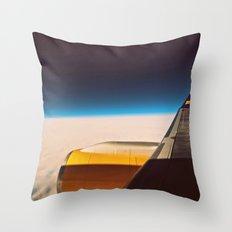 Travel. Throw Pillow