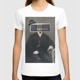 Faces of the Past: Controller T-shirt